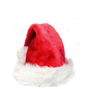 SANTA CLOTHES - καπέλο santa κόκκινο-λευκό