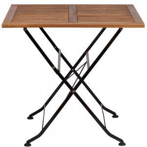 PARKLIFE - πτυσσόμενο τραπέζι 80x80cm