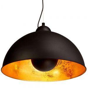 SATELLIGHT - φωτιστικό οροφής μαύρο-χρυσό