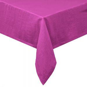 COLORE NATURE - τραπεζομάντηλο 250x160 ροζ