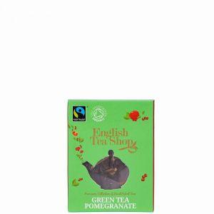 ENGLISH TEA SHOP - πράσινο τσάι με ρόδι, 1 φακελάκι