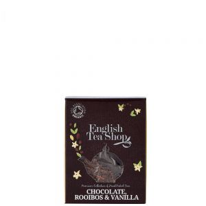 ENGLISH TEA SHOP - τσάι με roibos, σοκολάτα-βανίλια, 1 φακελάκι