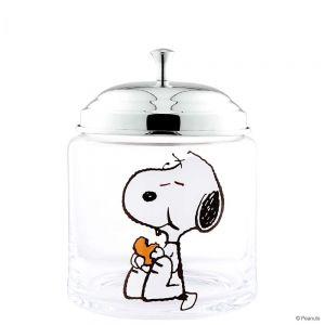 PEANUTS - γυάλινο βάζο για μπισκότα Snoopy