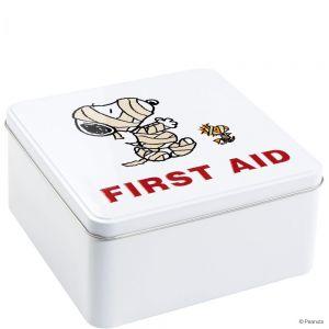 PEANUTS - μεταλλικό κουτί πρώτων βοηθειών Mummy