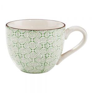 RETRO - κούπα 550 ml πράσινη
