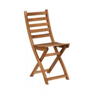 LODGE - καρέκλα πτυσσόμενη FSC σε φυσικό χρώμα