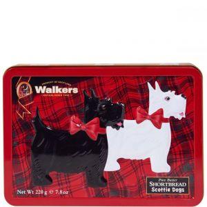 WALKERS - μπισκότα scottie dog 220g