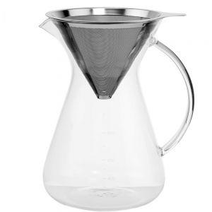 SLOW COFFEE - κανάτα με φίλτρο καφέ 900 ml