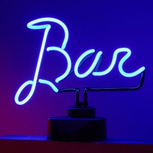 BAR - φωτιστικό neon Bar