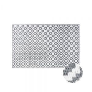COLOUR CLASH - χαλί μωσαϊκό ταμπά 150x90
