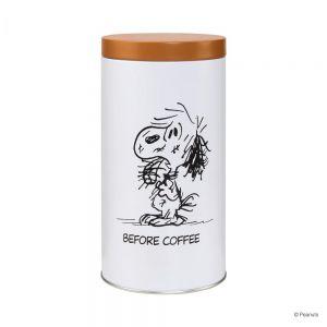 "PEANUTS - μεταλλικό κουτί καφέ ""before/after"""