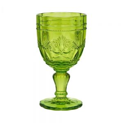 VICTORIAN - ποτήρι κολωνάτο πράσινο 230 ml