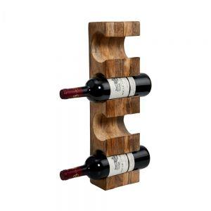 MANGO DAYS - κρεμαστή βάση για μπουκάλια κρασιού, 50 cm