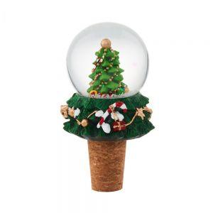 X-MAS - πώμα μπουκαλιού χριστουγεννιάτικο δέντρο