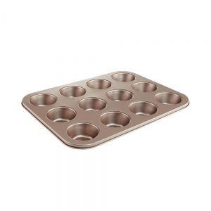 SWEET BAKERY - ταψί ψησίματος Muffin 12 τμχ