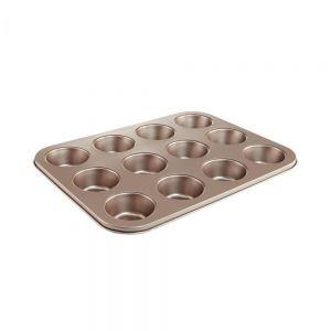 SWEET BAKERY - σκεύος ψησίματος Muffin 12 τμχ