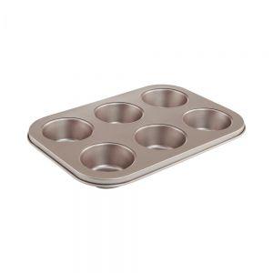 SWEET BAKERY - σκεύος ψησίματος 6 muffin