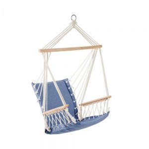 BABOON - καρέκλα αιώρα με μπράτσα μπλε