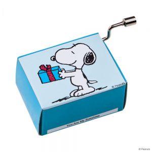 SING A SONG - μουσικό κουτί snoopy με δώρο