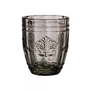 VICTORIAN - ποτήρι σκούρο γκρι 250ml
