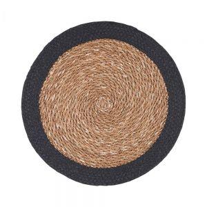 SAUVAGE - Σουπλά με μαύρο φινίρισμα, 38cm