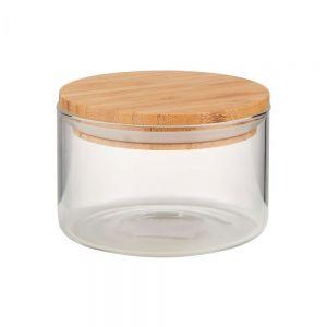 WOODLOCK - γυάλινο δοχείο αποθήκευσης 550 ml