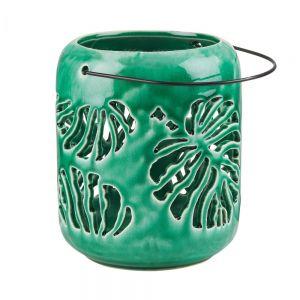 WILD GREEN - βάζο σε πράσινο χρώμα