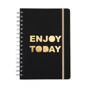 "JOURNAL - σημειωματάριο DIN A 5 ""Enjoy Today"""