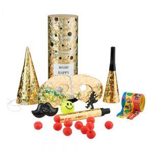 """HAPPY NEW YEAR - επιτραπέζιος εκτοξευτής """"party items"""""""