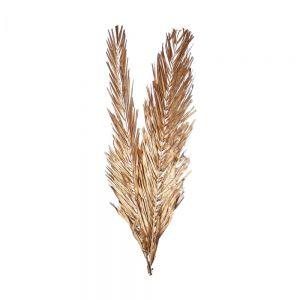 FLORISTA - φύλλα φοίνικα 90cm χρυσά