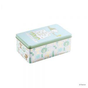 """PEANUTS - κουτί αποθήκευσης Snoopy """"Merry"""" μικρό"""