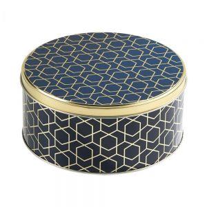 COOKIE JAR - κουτί μεταλλικό με γραφικό O 16,70 cm