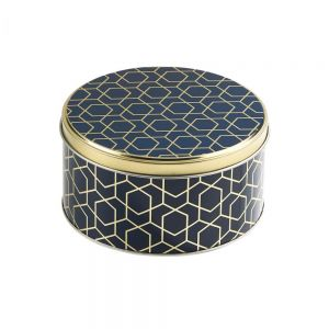 COOKIE JAR - κουτί μεταλλικό με γραφικό O 13,50 cm