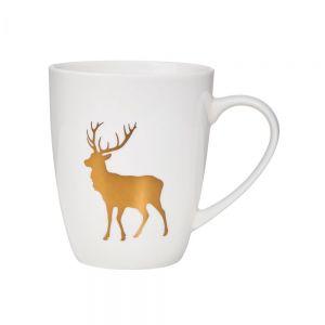 """WHITE XMAS - κούπα """"reindeer"""""""