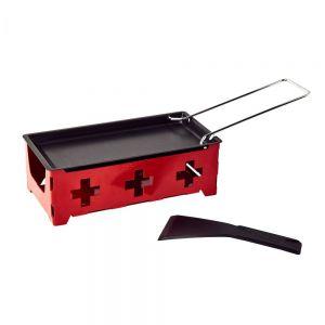 BABY SWISS - mini Raclette με σπάτουλα
