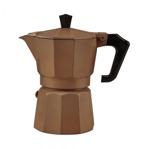 ESPERTO - μηχανή καφέ 3 κούπες μπορντό