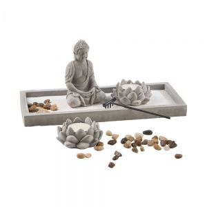 SECRET GARDEN - διακοσμητικό Zen