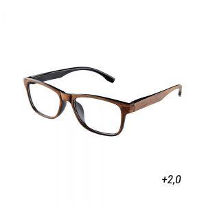 GOOD LOOKING - γυαλιά οράσεως ξύλο ορθογώνια.  2,0