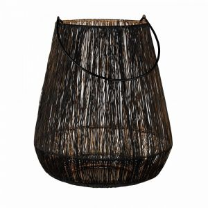 YOKO - φανάρι 30cm, μαύρο