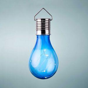 SUNLIGHT - κρεμαστή λάμπα ηλιακής ενέργειας, μπλε