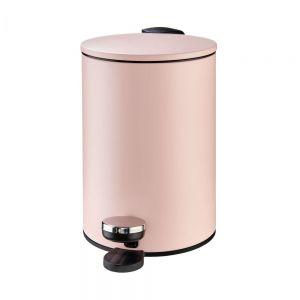 SIDE KICK - Κάδος απορριμάτων 3L σε ροζ χρώμα