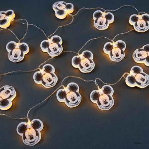 DISNEY - LED  λαμπάκια χάρτινα Mickey