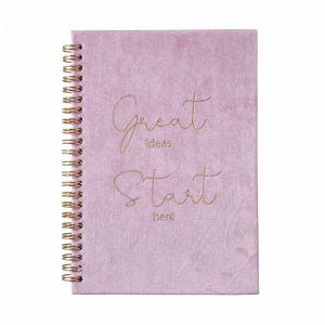 VELVET - σημειωματάριο Great ideas