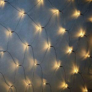 SHINE BRIGHT - LED πλέγμα φωτων με μετασχηματιστή
