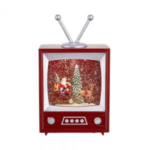 SANTA TV - ΔΙΑΚ/ΚΟ tv with light and music