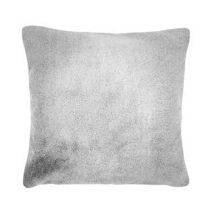 WILD THING - μαξιλάρι από συνθετική γούνα,γκρι,50x50