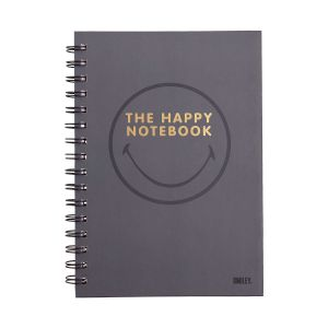 SMILEY - σημειωματάριο The Happy Notebook