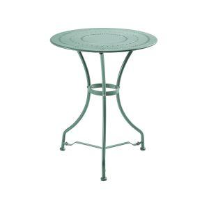 CENTURY - τραπέζι bistro, σε χρώμα φασκόμηλο