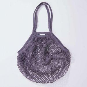 GROCERIES - τσάντα δίχτυ, ανθρακί