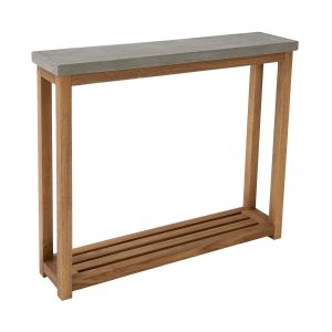 CONCRETE - τραπέζι κονσόλα
